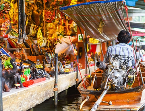 6 Exceptional Floating Markets in Bangkok